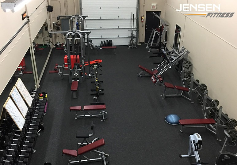 Jensen Fitness Gym