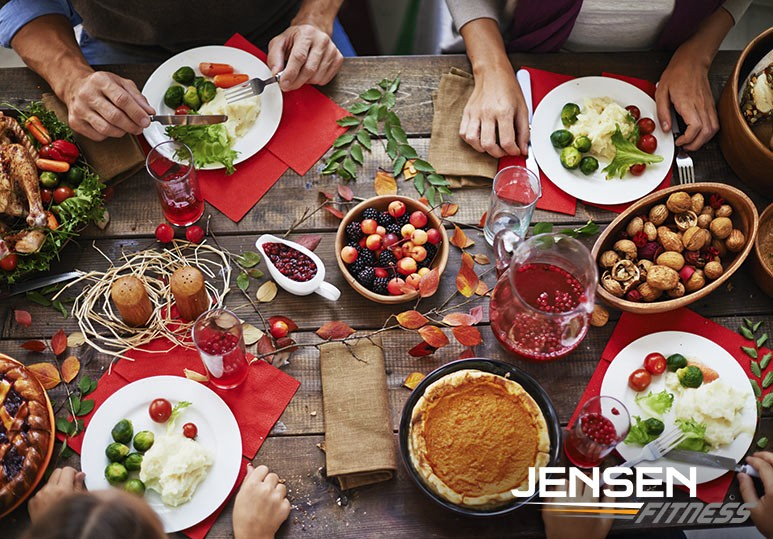 Jensen Fitness Calgary Stick To Your Weight Loss Goals With These 4 Holiday Eating Tips