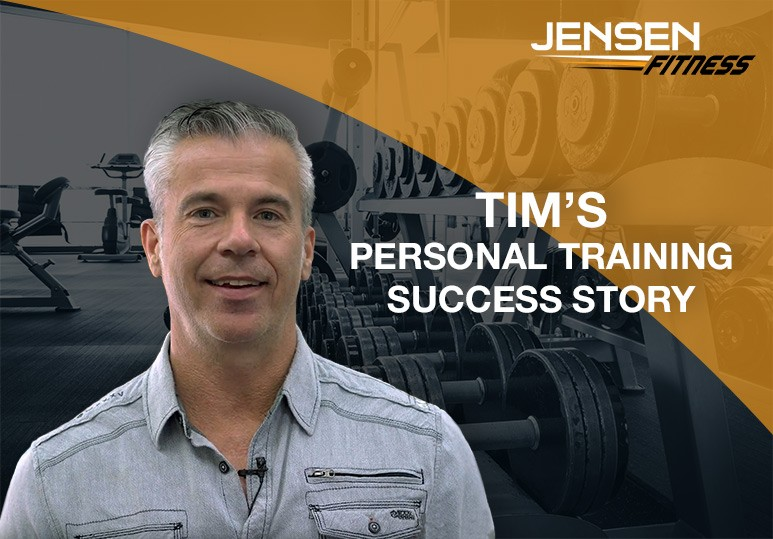 Jensen Fitness Calgary Testimonials - Tim's Calgary Personal Training Success Story