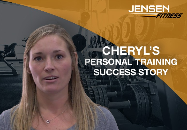 Testimonials - Cheryl's Calgary Personal Training Success Story