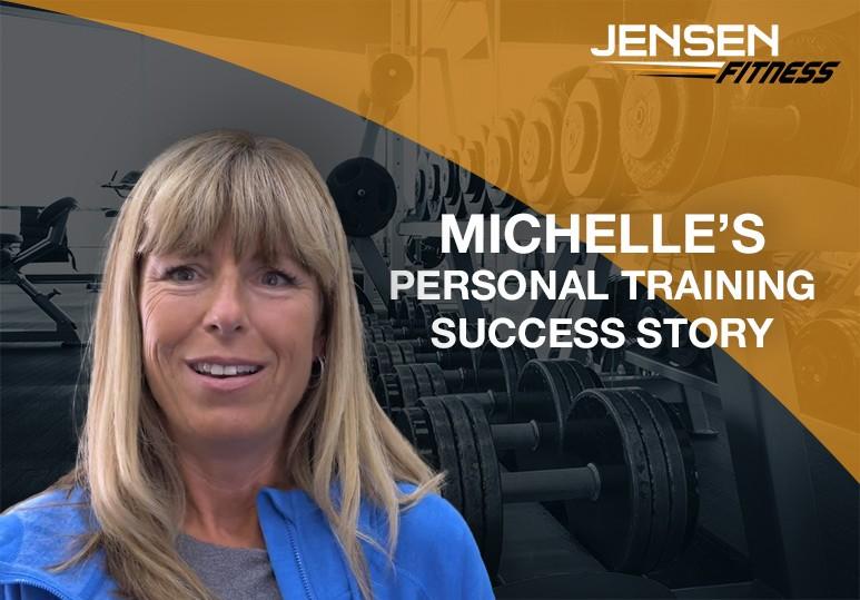 Testimonials: Michelle's Transformation Success Story