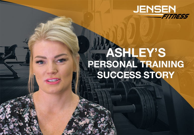 Testimonials: Ashley's Weight Loss Success Story