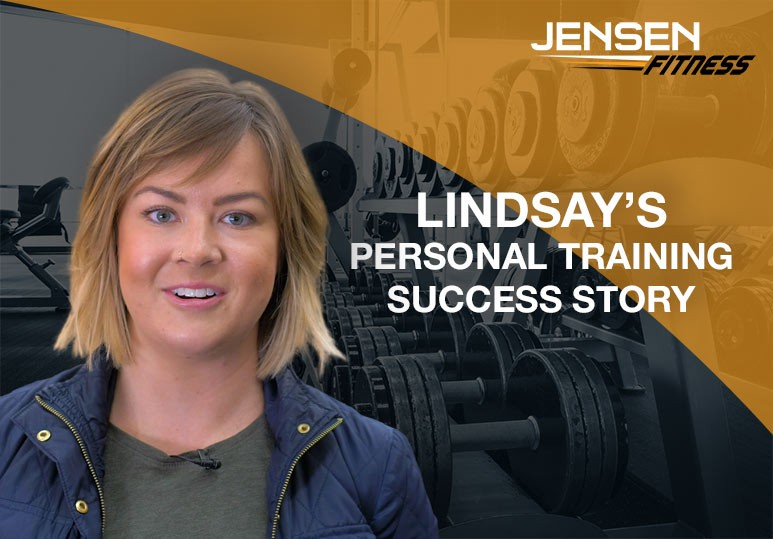 Lindsay's Fitness Transformation Story