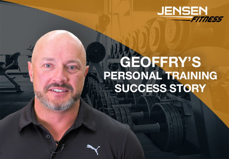 Geoffrey's Fitness Success Story