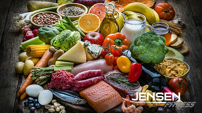 Weight Loss Meal Plan Calgary | Jensen Fitness