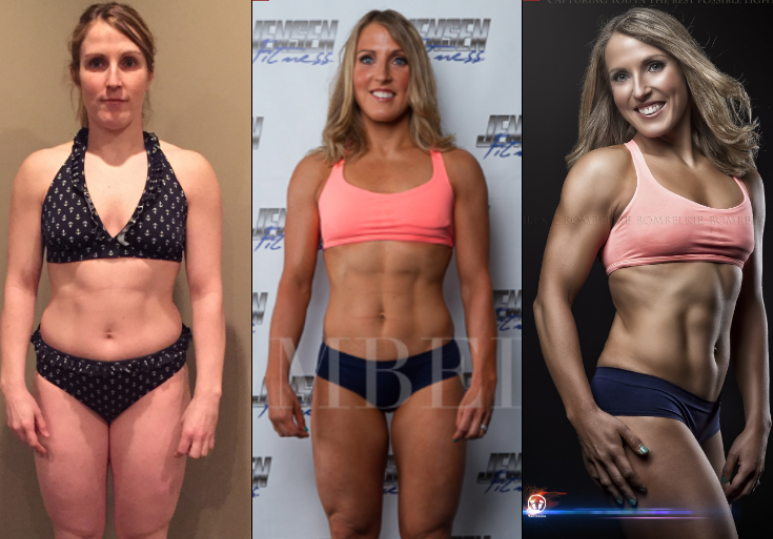 Tracy - 10 Week Transformation