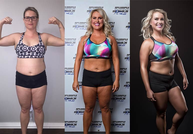 Krysta - 10 Week Transformation