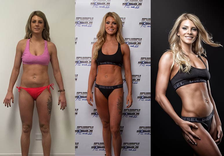Audra - 10 Week Transformation