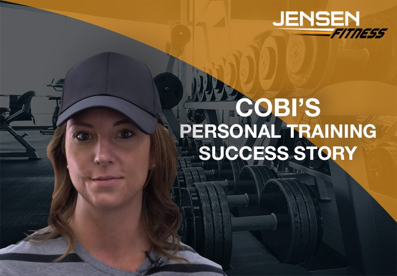 Testimonials - Cobi's Calgary Personal Training Success Story