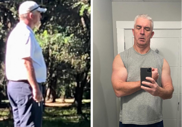 Fit over 50 - Meet Dave