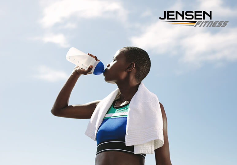 Jensen Fitness - Blog - Fitness by Drinking Water