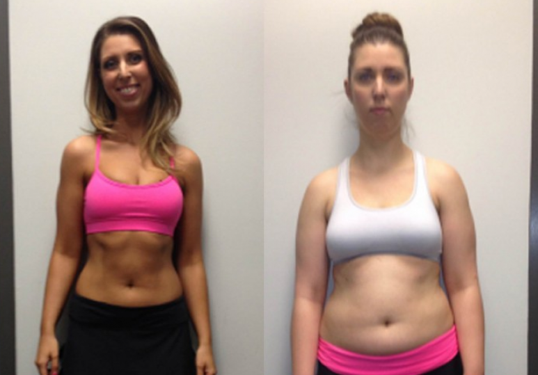 Vanessa 12 Week - 32lbs and 15 inches Transformation